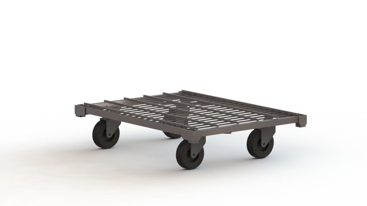 Bases com rodas